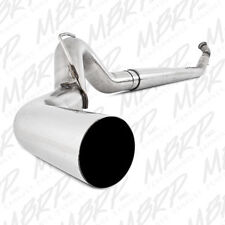 """MBRP 04.5-09 Dodge 5"""" Turbo Back, Single Side Exit Exhaust T409 Stainless Steel"""