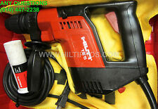 HILTI TE 5 HAMMER DRILL, EXCELLENT CONDITION, FREE BITS/CHISELS, FREE SHIPPING