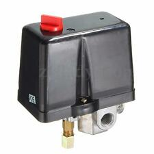 "1/4"" BSP 380V 160psi Air Compressor Pressure Switch Three Phase Heavy Duty"