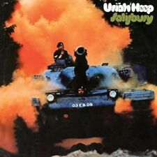 Uriah Heep - Salisbury - New Double CD Expanded Album