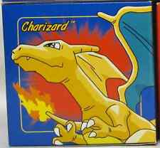 23K Gold-Plated Factory Sealed Charizard Burger King Pokemon Trading Card