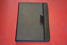 Kindle Leather Cover Black Updated Design Fits Kindle Keyboard Case Folding