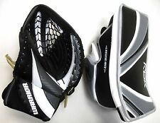 MISMATCH SPECIAL New ice hockey goalie blocker catcher intermediate Reebok set