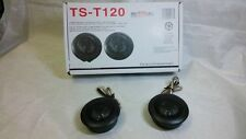 Cheap !!!!HOT Pair OF TS-T120 Car Audio Hard dome Tweeters SYSTEM 2015 LA