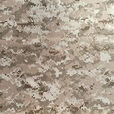 100% cotton Timeless Treasures - Digital Camo - Marine Corps- Quilting- Clothing