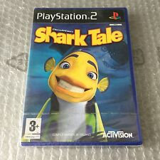 VINTAGE# PS2 PLAYSTATION  SHARK TALE DREAMWORKS ACTIVISION# PAL SEALED SIGILLATO
