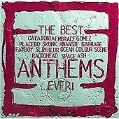 Various Artists - Best Anthems...Ever! [1998] 2CD Radiohead/Ash/Garbage/Blur etc