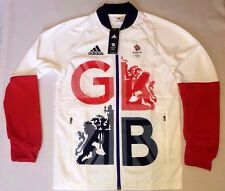 RIO 2016 TEAM GB Olympics Presentation Jacket Adidas Great Britain BNWT L 42/44