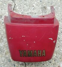 77 78 YAMAHA XS750 DOHC RIGHT TAIL REAR SEAT COWL COVER FAIRING  XS 750