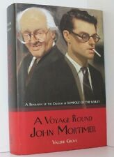 A Voyage Round John Mortimer: Rumpole of the Bailey Author - Valerie Grove-NEW