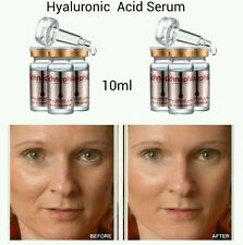 100% natural pure firming collagen strong anti wrinkle HYALURONIC ACID serum UK