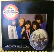 US Hard Rock AOR Pomp LP by LEGS DIAMOND Land Of The Gun 1986