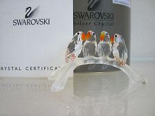 CRISTALLO SWAROVSKI personaggio Lovebirds PAPPAGALLI su AST grandi tranne programma 2011