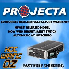 PROJECTA IP2000 2000W Pure Sine Wave Inverter with Automatic AC Transfer Switch