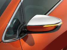 Kia (Genuine OE) Ceed 2012-2016 Door mirror caps, chrome optic