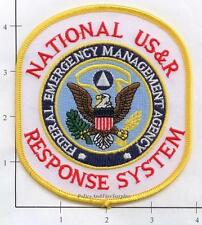 United States - FEMA National US&R Response System Fire Dept Patch v1