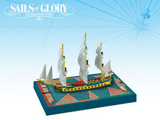 Sails of Glory: Hermione 1779 French Frigate Ship Pack AGS SGN101B