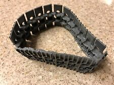 18x Lego Technic Dark Grey Tread Links 57518 Chain