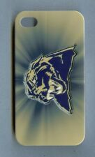 PITTSBURGH PITT PANTHERS 1 Piece Glossy Case / Cover iPhone 4 / 4S (Design 2)