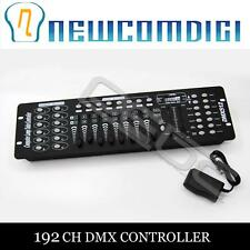 newc Eyourlife192 CH DMX512 Controller For Laser Light Disco Auto DJ Stage