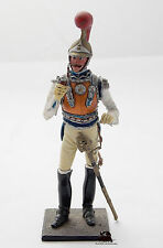 Figurine Collection LE CIMIER Officier de Carabiniers Grande Armée Empire Figure