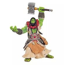 WOW WORLD OF WARCRAFT CATACLYSM/ FIGURA THRALL 20 CM- ACTION FIGURE 7.9""