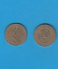 10 Francs 1987 Hugues Capet  ( 987-996)  Millénaire Capétien