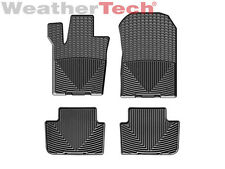 WeatherTech® All-Weather Floor Mats for Jeep Grand Cheokee - 2013-2015 - Black