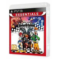 Kingdom Hearts HD 1.5 ReMIX PS3 Game (Essentials) Brand New
