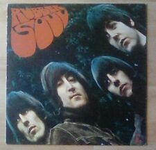BEATLES Vinyl LP Rubber Soul, EX+