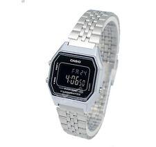 -Casio LA680WA-1B Digital Watch Brand New & 100% Authentic
