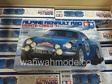 Tamiya 24278 Renault Alpine A110 '71 - Monte Carlo 1/24 scale model kit