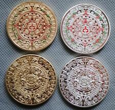 金字塔 玛雅日历 阿兹特克 The Prophecy of the Mayan Long Count Calendar (4 pcs)