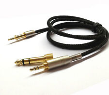 1.3m New Replacement Audio upgrade Cable For AKG K450 K451 K480 Q460 Headphones