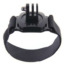 360 Degree Rotation Hand Arm Wrist Strap Chest Tripod Holder Mount for Gopro B