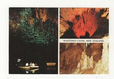 Waitomo Caves New Zealand Postcard 364a