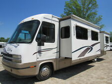 NO RESERVE 00 TRADE IN 2 Slide Class A RV 24kMI  Need TLC 35' RV Ford Motorhome