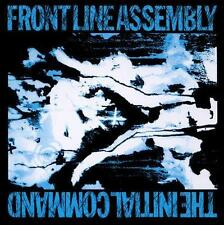 FRONT LINE ASSEMBLY - The Initial Command CD * BRAND NEW : STILL SEALED RARE *