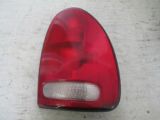 98-03 Dodge Durango RIGHT Tail Light Lens Assembly, GUC