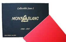MONTBLANC 1908-1947 - Collectible Stars I