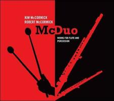 McDuo: Works for Flute & Percussion, New Music