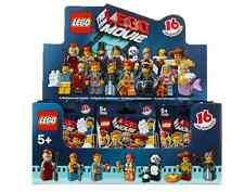 LEGO NEW SERIES THE MOVIE SEALED CASE OF 60 MINIFIGURES MINIFIGS 71004 BOX
