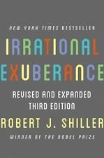 Irrational Exuberance by Robert J. Shiller (2015, Hardcover, Revised, Expanded)