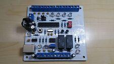 Neue 3 Achsen Axis USB CNC Steuerung Controller 0-10V PWM Ausgang Output E-Stop
