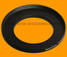 46mm to 67mm 46-67 Stepping Step Up Filter Ring Adapter 46-67mm 46mm-67mm M to F