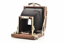 Nagaoka 4x5 45 Woody (wood wooden) Field Large format Camera from japan 79214