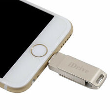 32 Go iDrive Métal U disque flash USB Memory Stick Drive pour iPhone/iPad/iPod
