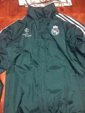 Real Madrid Adidas Champions League Jacket Size M NWOT