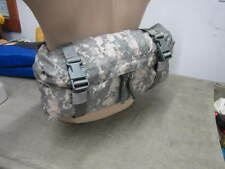 MOLLE II Waist Pack Butt/Fanny Hip Bag ACU Camo Genuine US Military Used Good