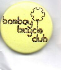 BOMBAY BICYCLE CLUB  ENGLISH INDIE ROCK BAND BUTTON / PIN BADGE
